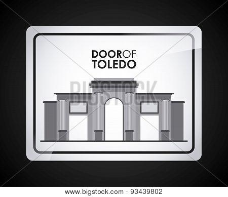 door of toledo