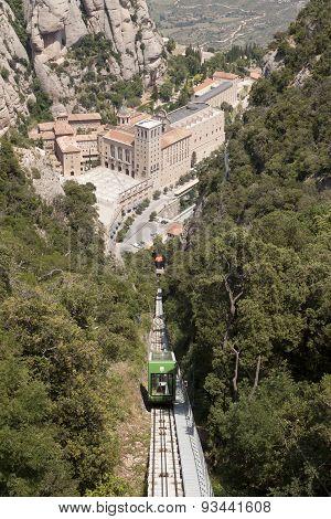 Funicular De Sant Jovan