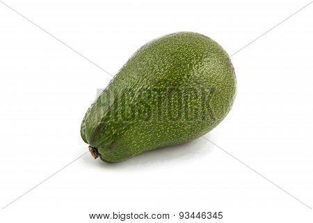 Photo of green ripen avocado