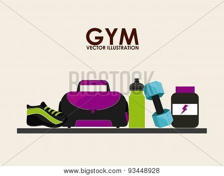 gym stuff icon