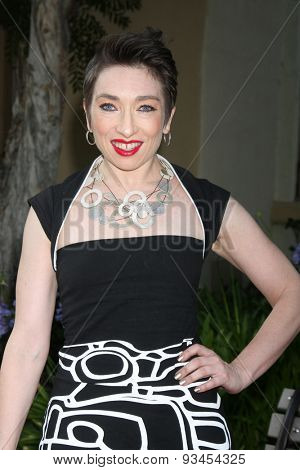 LOS ANGELES - JUN 11:  Naomi Grossman at the