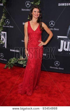 LOS ANGELES - JUN 9:  Danielle Vasinova at the