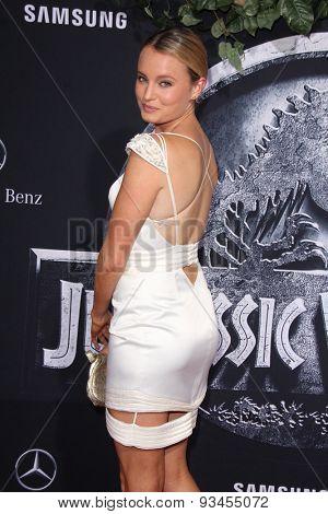 LOS ANGELES - JUN 9:  Kelly Pantaleoni at the