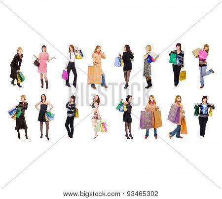 Shopping Spree Women Shopping