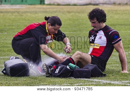 The Injured Player