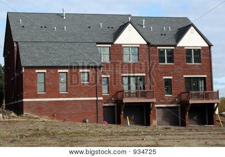 Condominiums Townhouses Under Construction 3