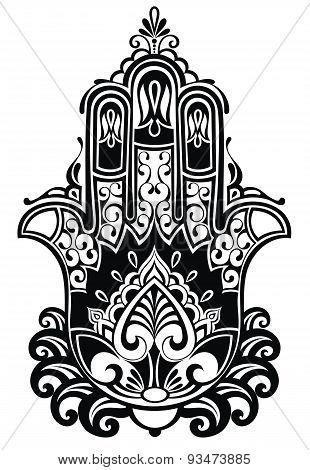 Tattoo hand