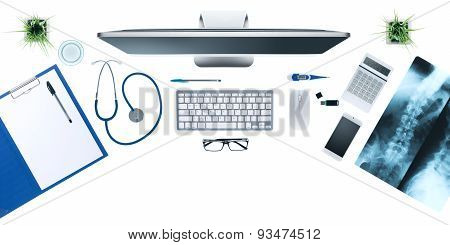 Doctor's Desktop