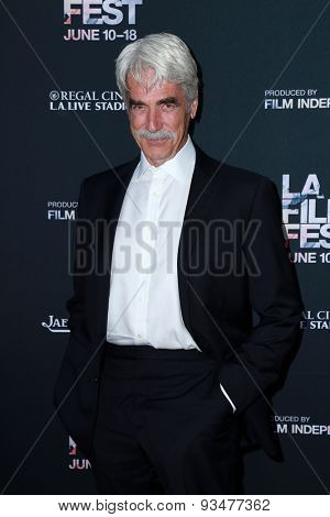 LOS ANGELES - JUN 10:  Sam Elliott at the
