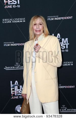 LOS ANGELES - JUN 10:  Sally Kellerman at the