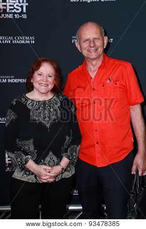LOS ANGELES - JUN 10:  Edie McClurg at the