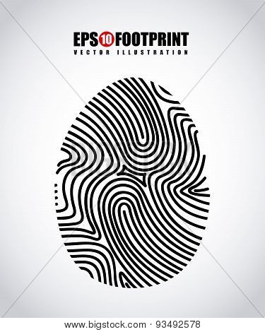 finger print design