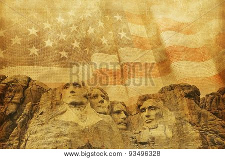 American Memorial Background