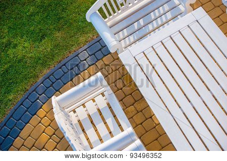 Backyard Garden Furniture