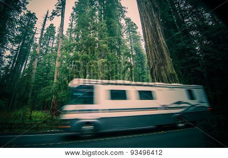 California Rv Trip