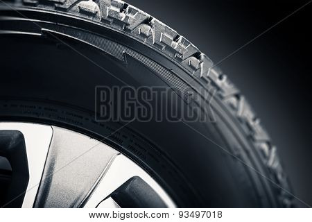 Off Road Tire And Alloy