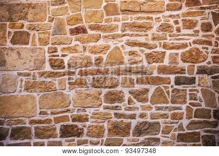 Stone Wall Photo Backdrop