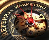 picture of watch  - Referral Marketing on Black - JPG