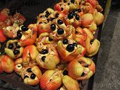 image of fruit  - Ackee is the national fruit of Jamaica - JPG