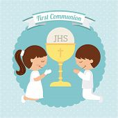 picture of communion-cup  - first communion design - JPG