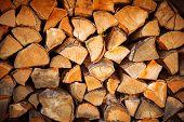 pic of firewood  - Firewood Bundle - JPG