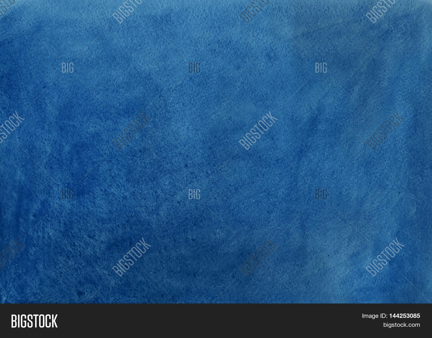 Abstract Dark Blue Watercolor Background Stock Photo ...