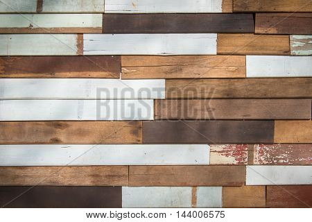 Wooden Planks Wall Texture Abstract For Background