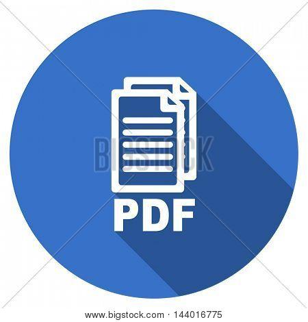 pdf vector icon,