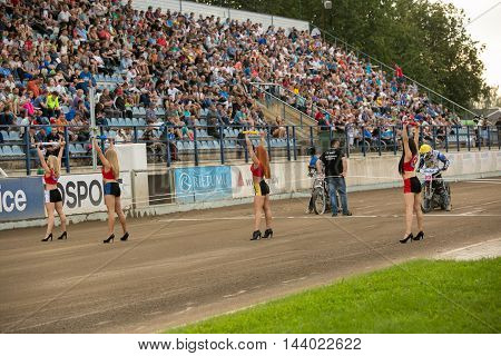 Girls On The Track