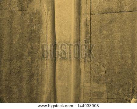 Corrugated Cardboard Sepia