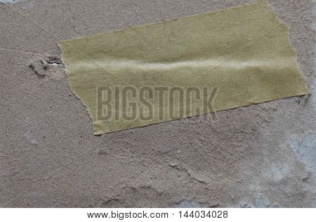 Brown paper surface useful as a background