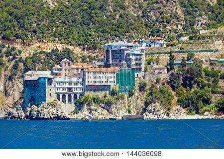 Grigoriou Monastery, Mount Athos