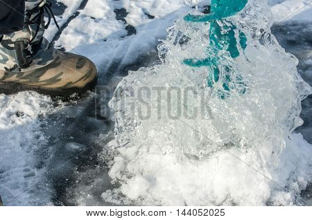Ice Screws For Fishing