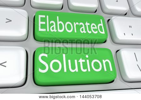 Elaborated Solution Concept
