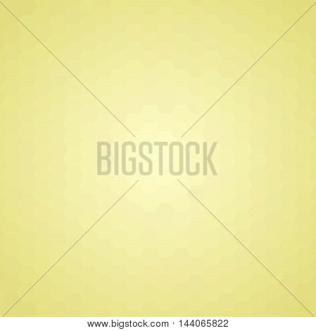Geometric abstract vector golden background. Pattern with flow effect