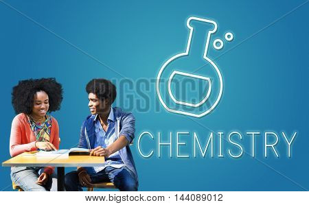 Science Biology Academic Research Concept