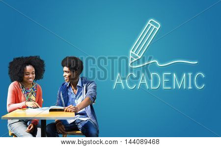 Academic Knowledge Wisdom Learning Concept