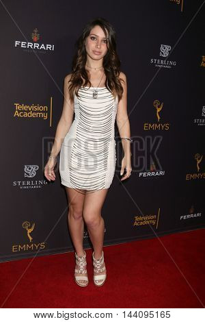 LOS ANGELES - AUG 24:  Celeste Fianna at the Daytime TV Celebrates Emmy Season  at the Television Academy - Saban Media Center on August 24, 2016 in North Hollywood, CA