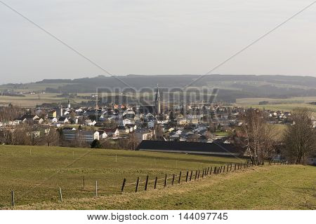 little township in the hilly country around Bad Leonfelden - Austria