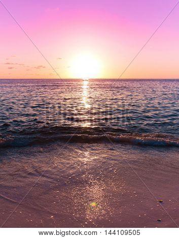 Sea Evening Fantasy