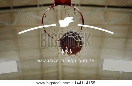 High Quality Brand Marketing Business Branding Copy Space Concept