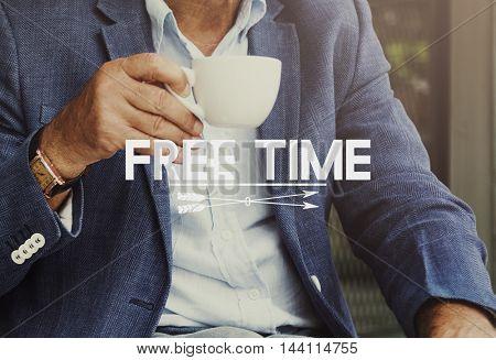 Freetime Lifestyle Concept