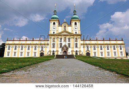 old monastery, Olomouc, Moravia, Czech Republic, Europe