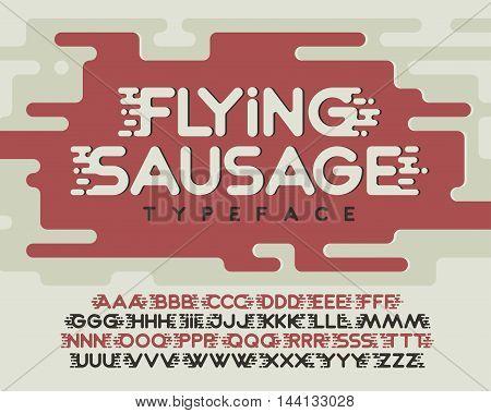 Flying Sausage 01