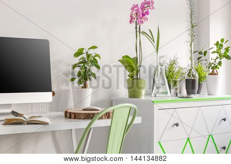 Home Office With Eco Soul