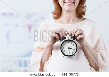 Biological Clock Ticking