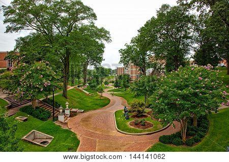 University Of North Alabama Park