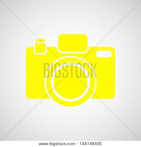 Camera-yellow
