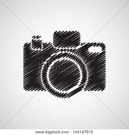 Camera-sketch-black