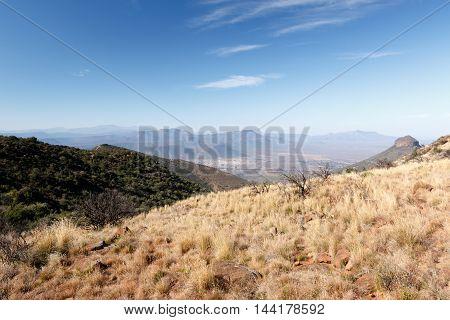 Downtown Mountain View - Graaff-reinet Landscape